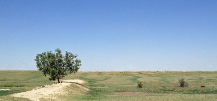 Santa Fe Trail Ruts
